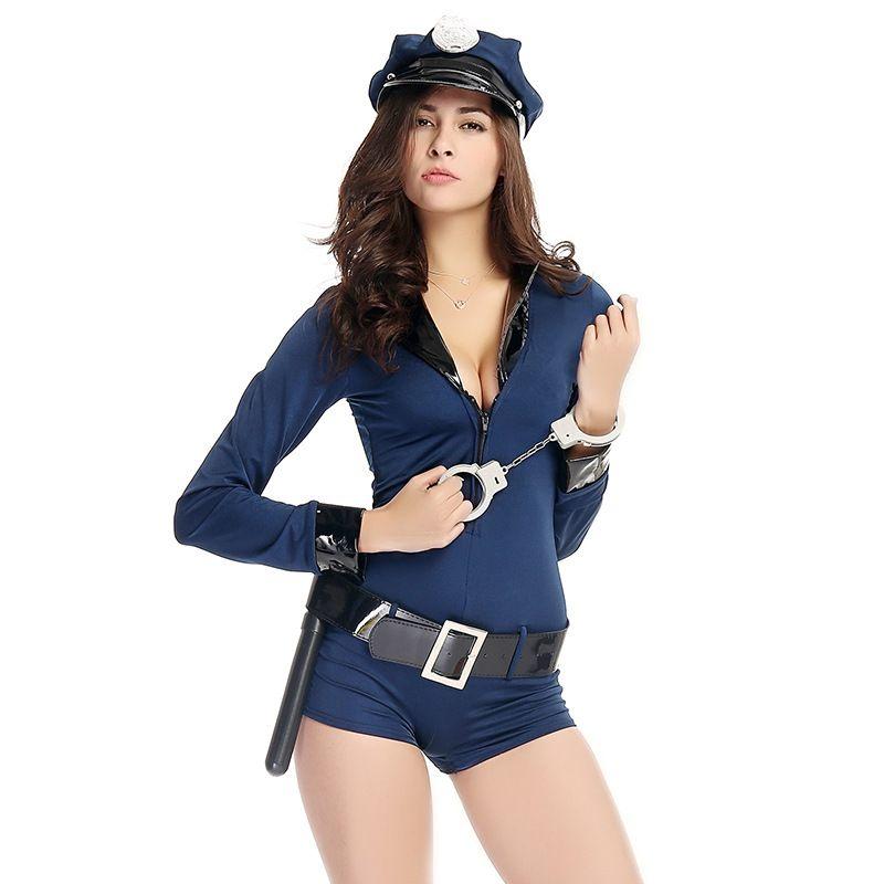 Woman Jumpsuits police jumpsuit woman