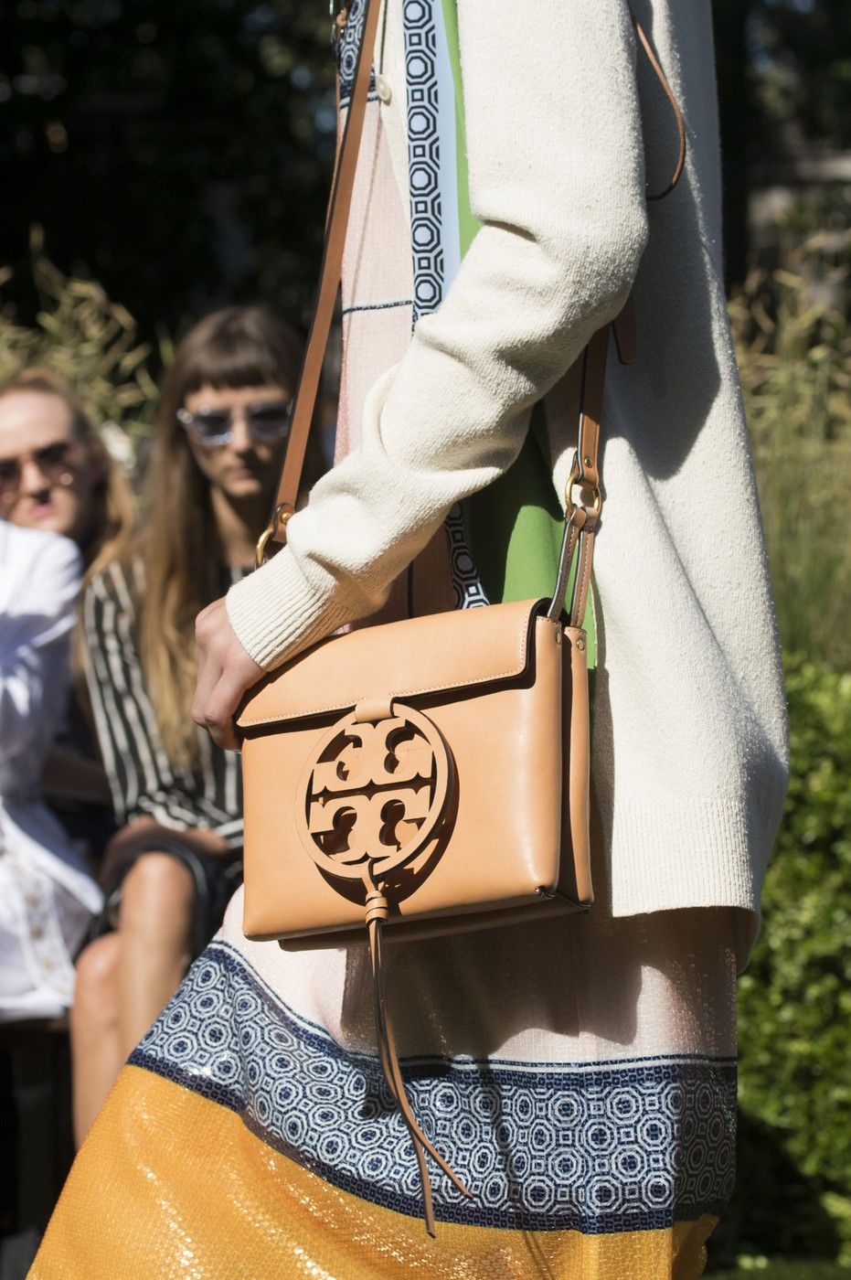 Tory Burch At New York Spring 2018 Details