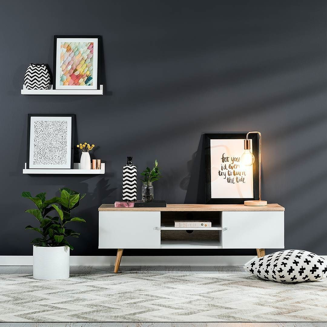 Update your lounge room for less. Anneka entertainment unit only ...