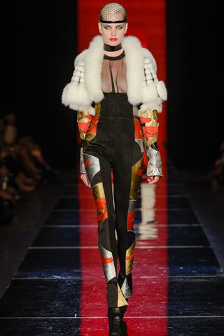 Jean Paul Gaultier Fall 2012 Couture