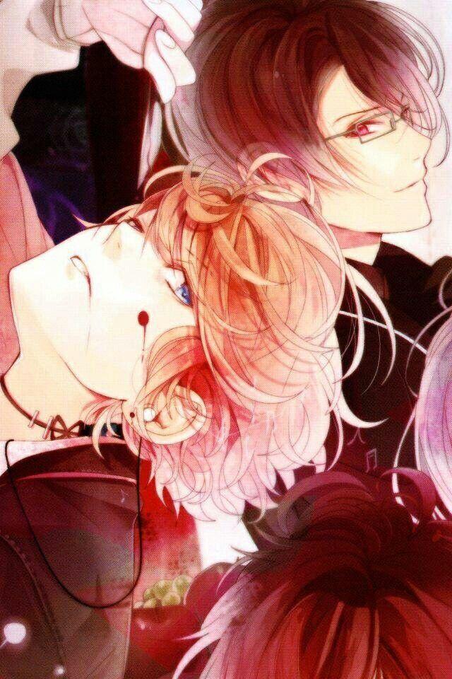 Diabolik lovers image by Kyra on Anime Anime, Anime guys