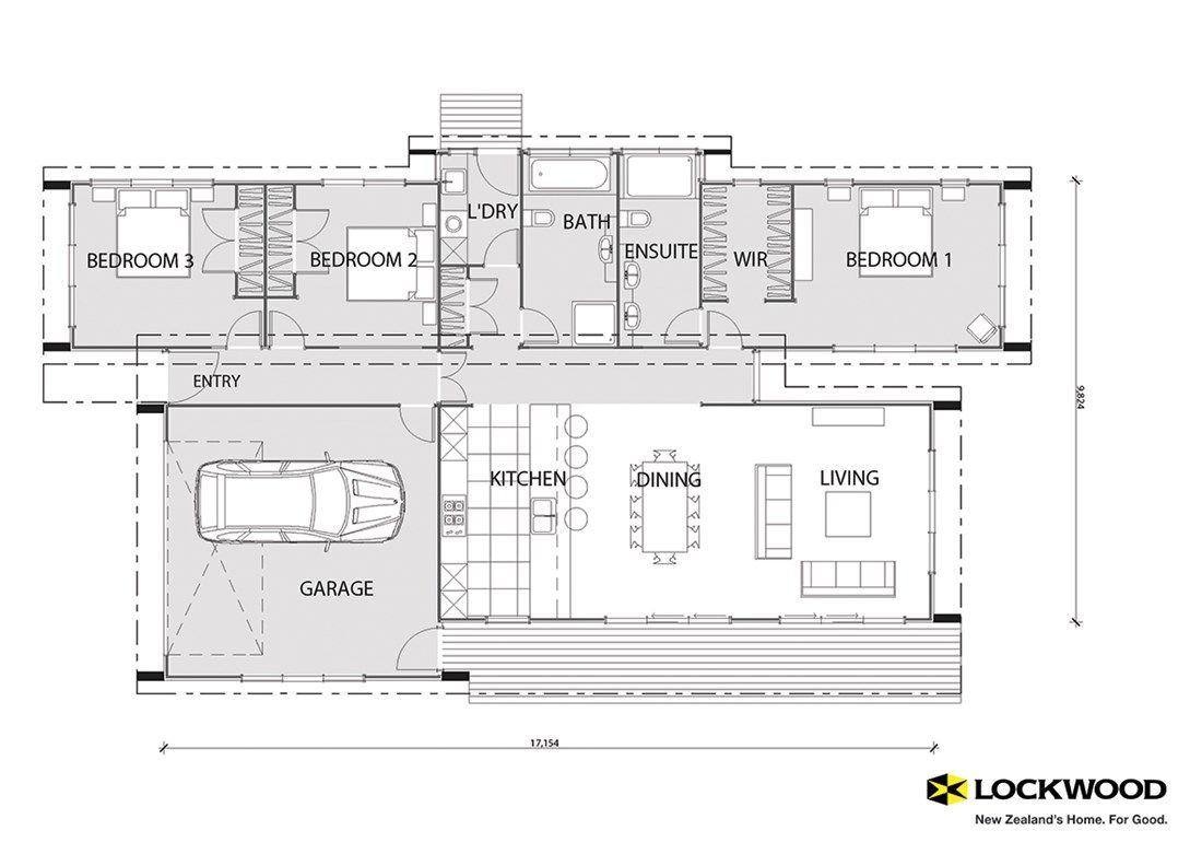 Fendalton - House Plans New Zealand | House Designs NZ | dream ...