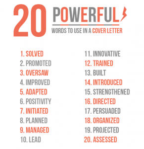 build a strong cover letter that gets you noticed - Strong Cover Letters