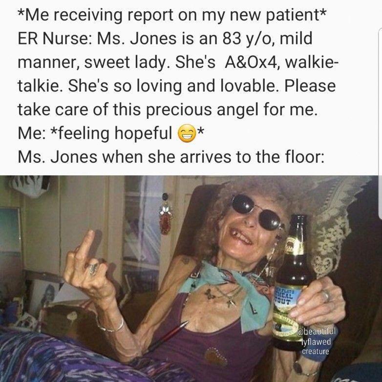 goldfarb school of nursing homehealthcare Nurse humor