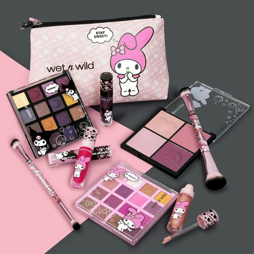 Pin by Que Que L on My Melody beauty in 2020 Wet n wild