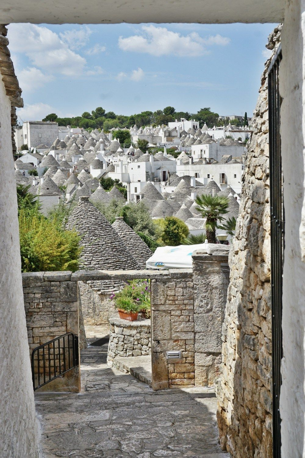 What To See In Alberobello The Realm Of The Trulli Stone