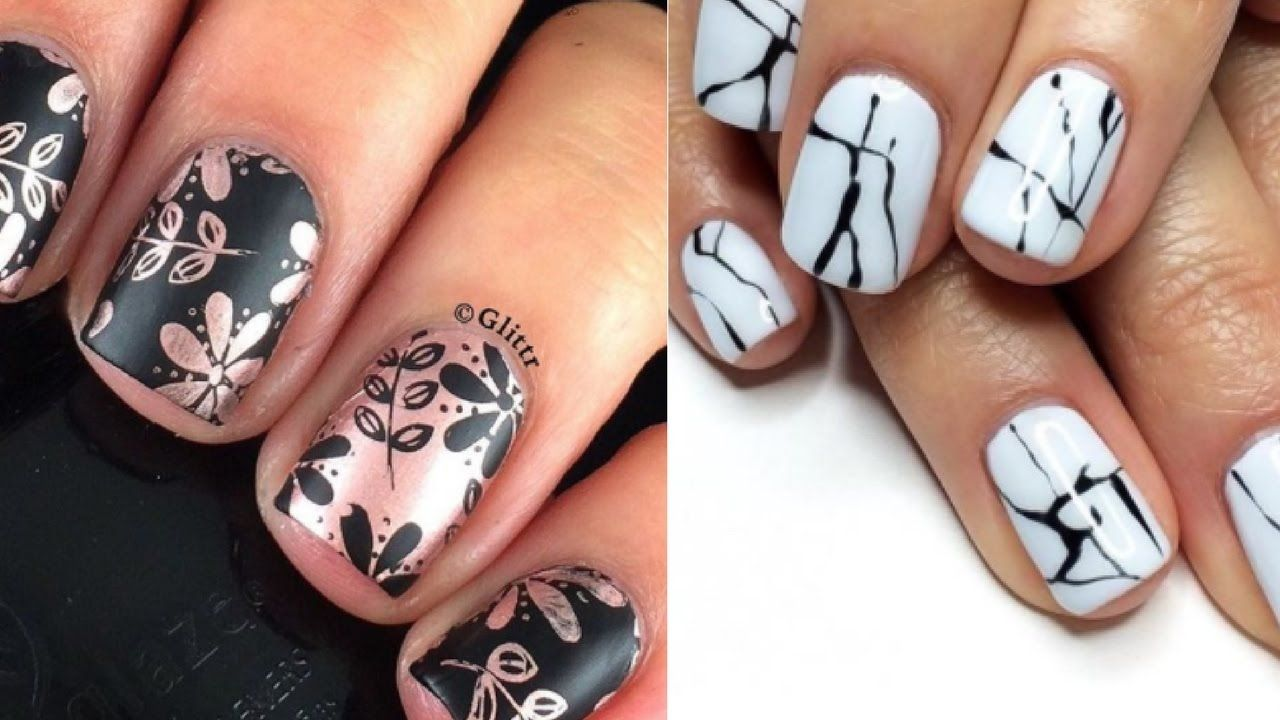 Nail Art   The Best Nail Art Designs Compilation 2017   Easy Nails ...