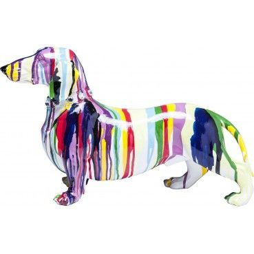 Deco Figurine Grandma Dog Flock - KARE Design | KARE Loves Dogs ...