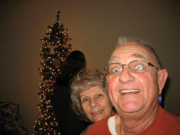 Old People Selfies Are the Best Selfies [12 photos]