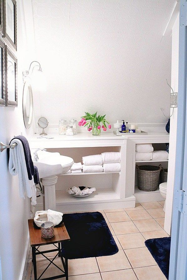 4 essentials every guest bath needs  guest bath bath