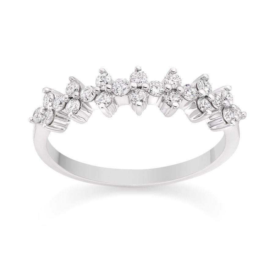 wedding ring diamond One of the Top 10 picks for best wedding ring Diamond Wedding Ring in white