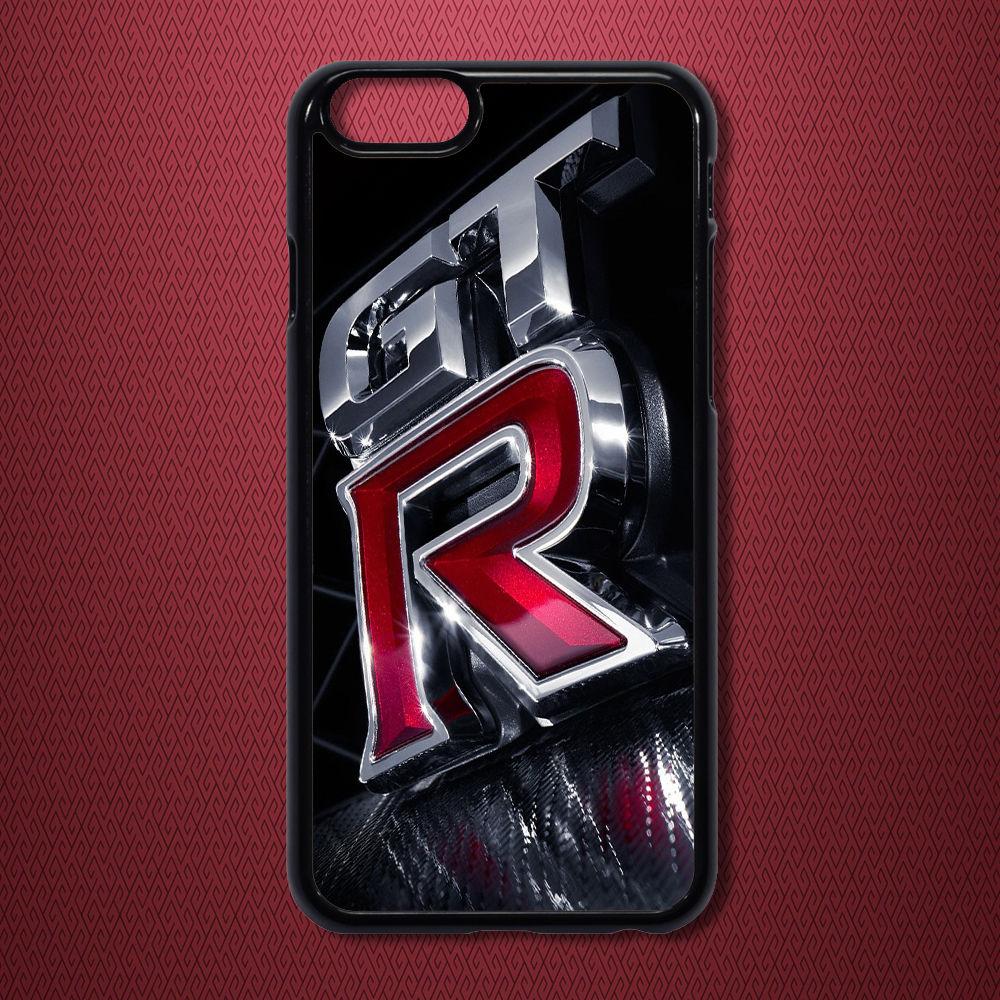 Details about Nissan GTR car logo hard case cover for
