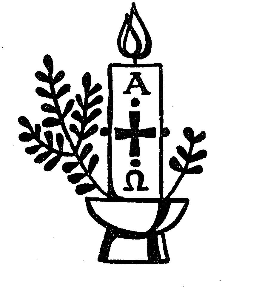 Paschal With Images Easter Candles Easter Vigil Free Clip Art