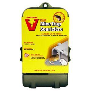 Household Essentials Mouse Traps Pest Control Live Mouse Trap