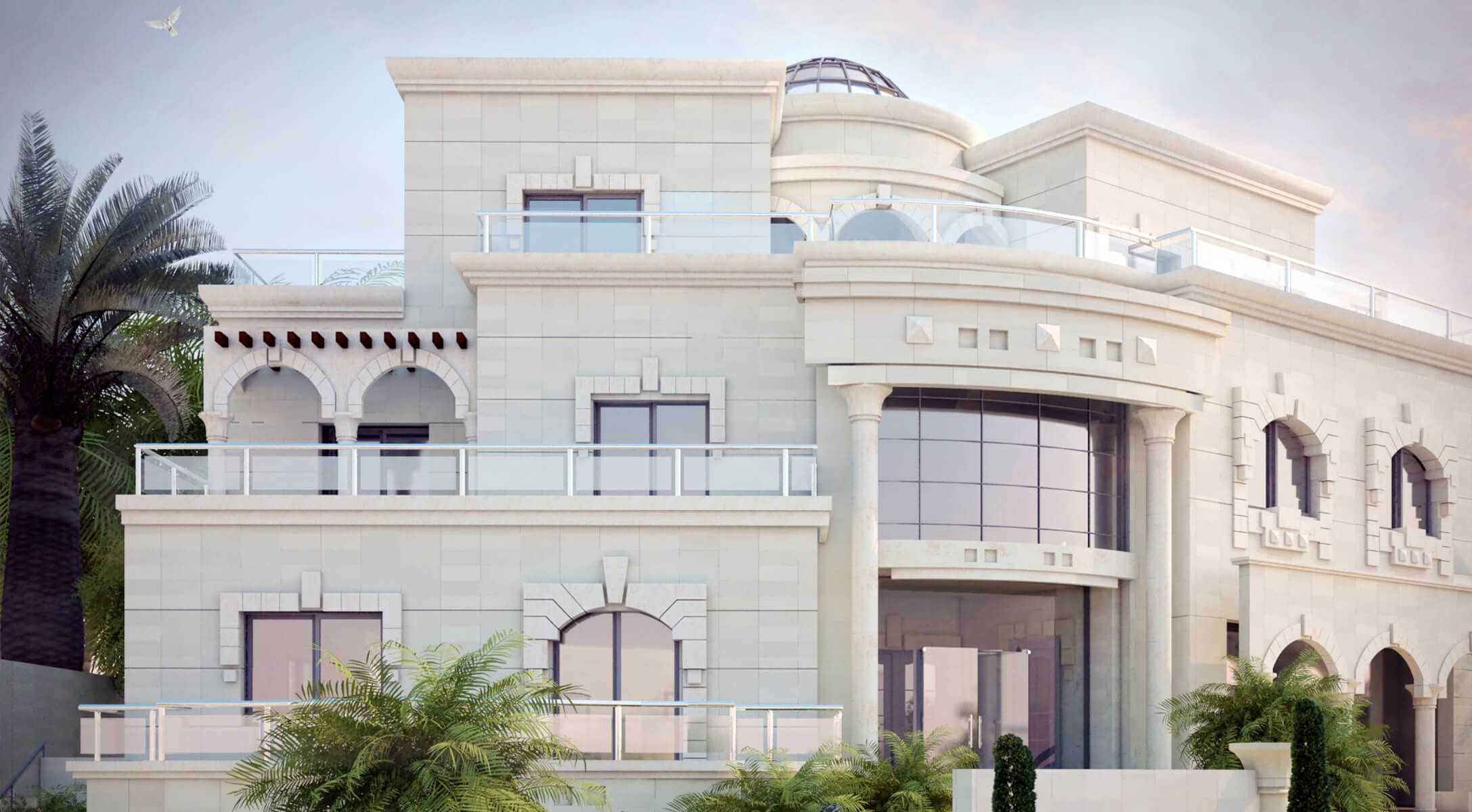 abu-karma villa   Future Archs   view full size image on our website