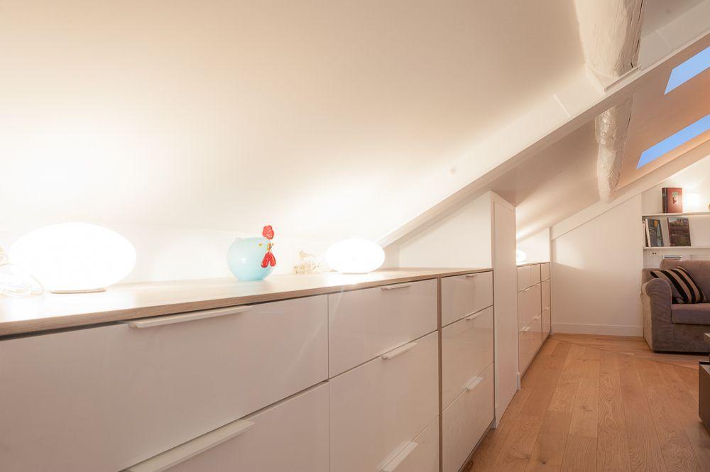 agencement-comble-renovation-rottembourg | apart faubourg en 2019 ...
