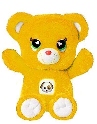 emoji bears plush 7 yellow by emoji bears emoji bears teddy