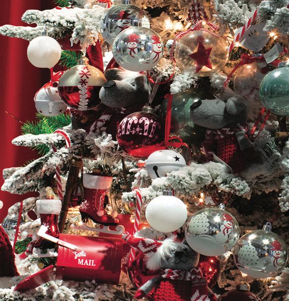 Addobbi Natalizi Leroy Merlin.Decorazione Da Appendere Bianco Rosso 15 Cm Prezzi E Offerte Online Leroy Merlin Decorazioni Decorazione Festa Idee Per L Albero Di Natale