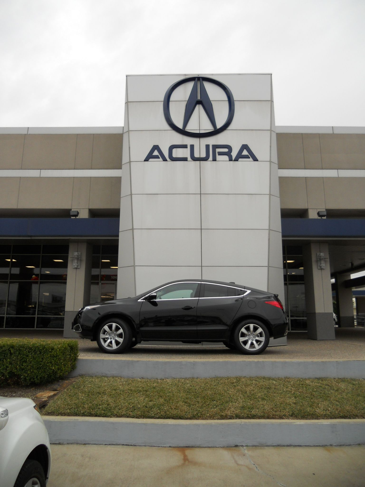Sterling Mccall Acura >> Take A Look At The Zdx Sterling Mccall Acura Houston Texas