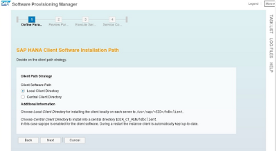 Sap S 4 Hana 1809 Complete Installation On Suse Linux With Screenshot Step By Step Sap Hana Installation