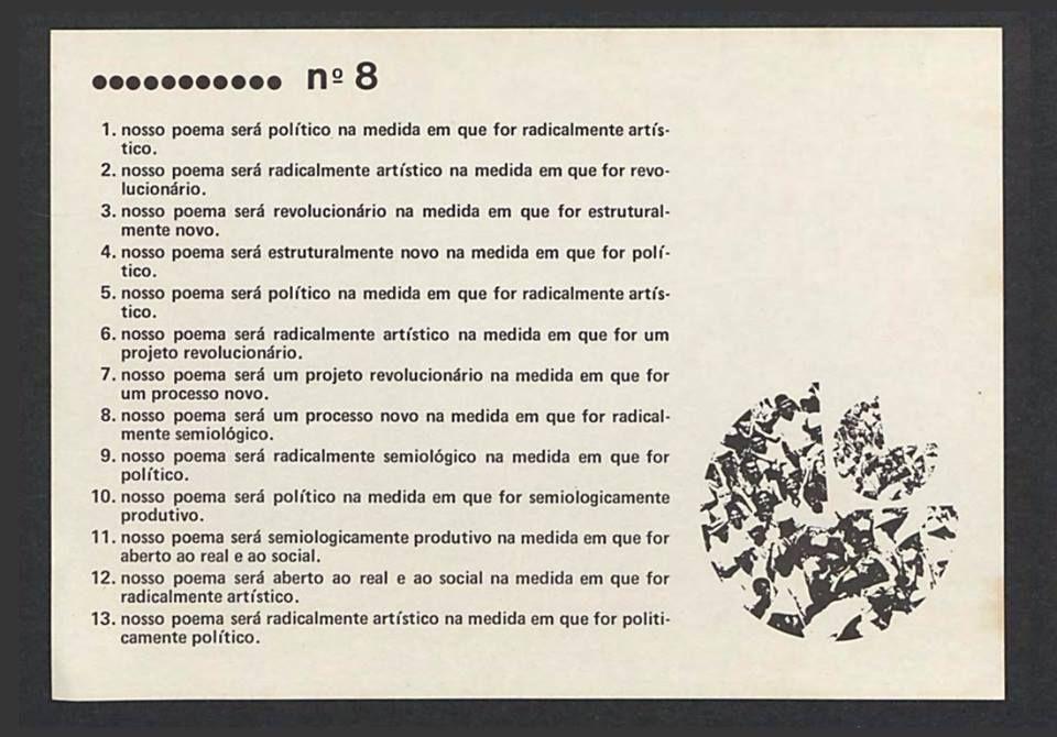 Moacy Cirne, Objetos verbais: poemas/processo. (1979)