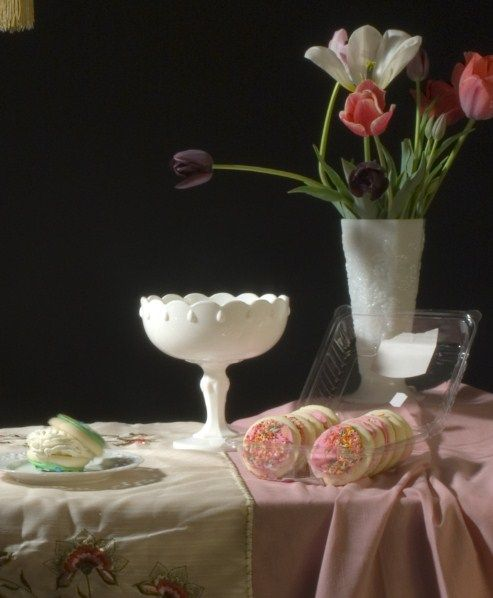 """Stephanie Dean's """"Modern Groceries"""" Still Life Photography Exhibit Opens at Dittmar Gallery 