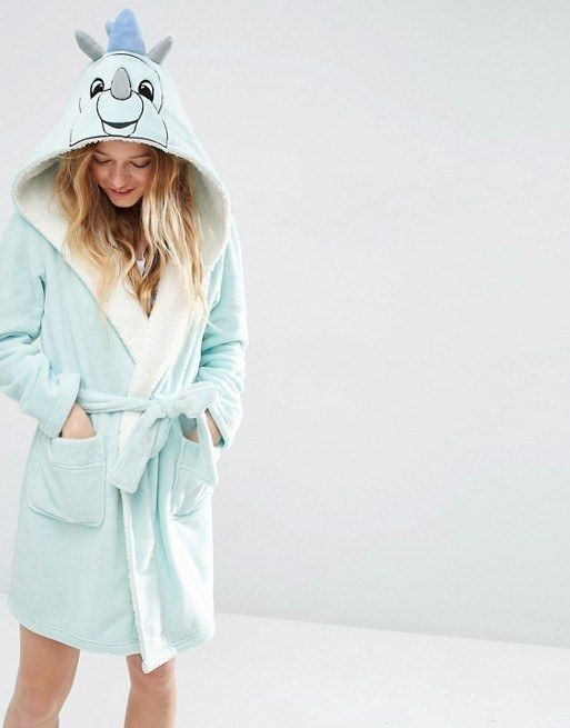 This dinosaur robe is perfect for those brutal winter days when it's just too cold to leave the house. Still chilly? We've got 17 other cold weather gifts to keep you nice and toasty!