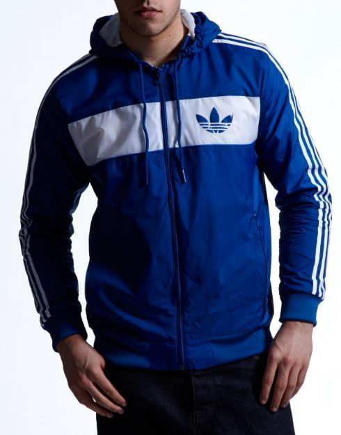 aeb7940e3 adidas Originals Marseilles Wind Jacket - JD Sports | mens fashion ...