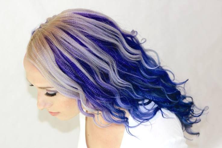 Pin By 婕琳 莊 On Shades O Fur Hair Colour Design Alternative Hair Hair Inspiration