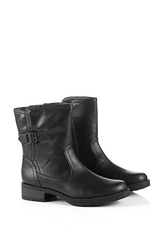 Esprit robust ankle boots with a strap design | shose 2
