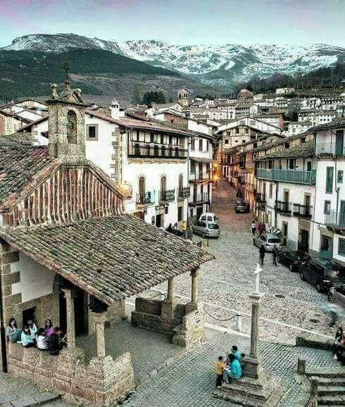 Candelario. Salamanca. España.