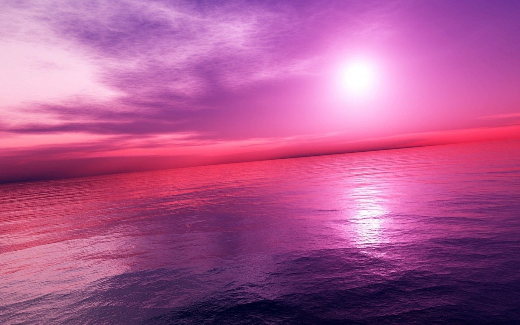Purple Sunset Wallpapers Group