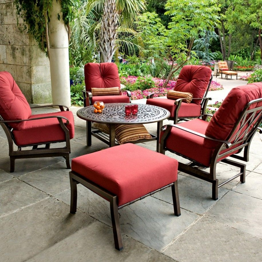 Patio Furniture Sets Red Outdoor Patio Furniture Coc Interiors Outdoor Cushions Patio Furniture Patio Furniture Cushions Outdoor Furniture Cushions