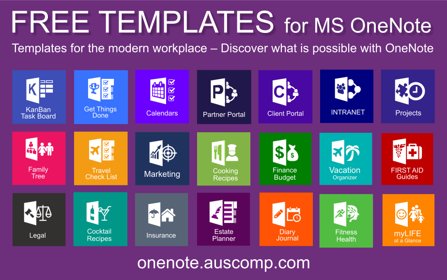Discover what is possible with OneNote with the biggest free collection of OneNote Templates. Please...