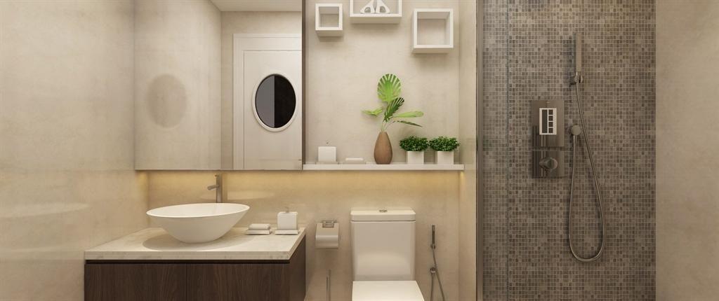 Thiết kế nhà vệ sinh tại căn hộ Imperia Sky Garden