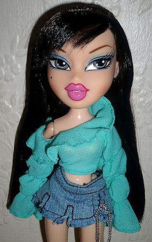 Bratz Treasures Jade 2nd Outfit Brat Doll Bratz Dolls Original Bratz Doll
