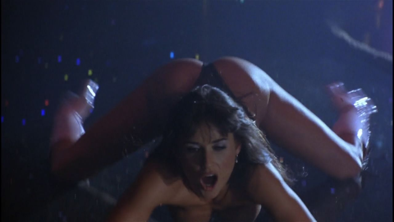 Strip demi in of tease moore pictures