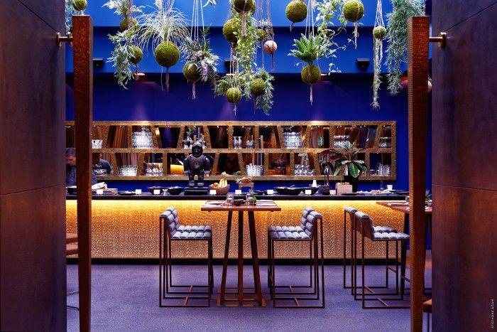 restaurant p ruvien 1k hotel 13 boulevard du temple