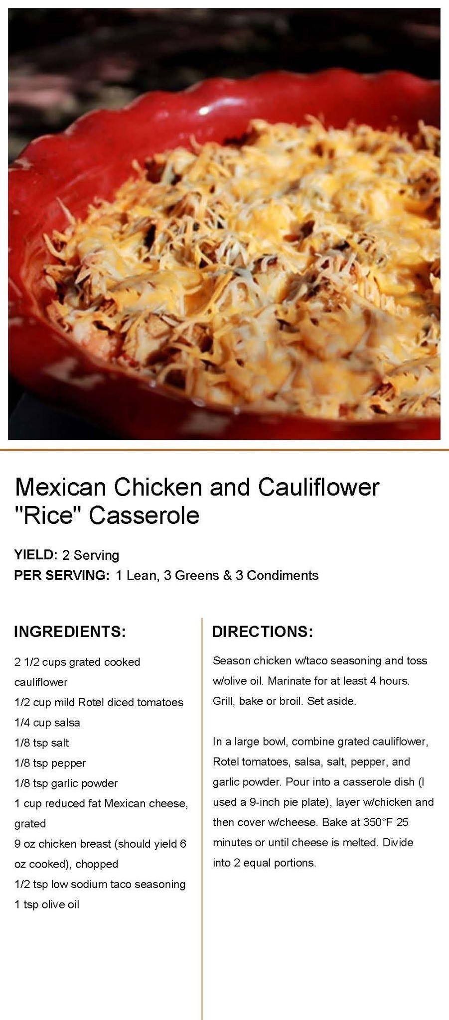 #ricedcauliflower