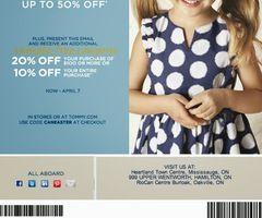 graphic regarding Tommy Hilfiger Printable Coupons titled Printable Discount coupons: Tommy Hilfiger Discount coupons Printable