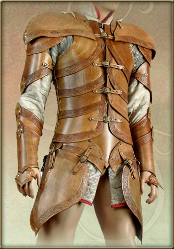 Medieval Leather Armor Patterns