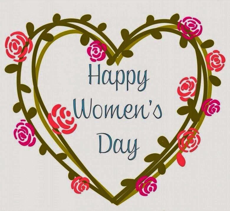 Happy Women's Day, sorry I'm late I almost it
