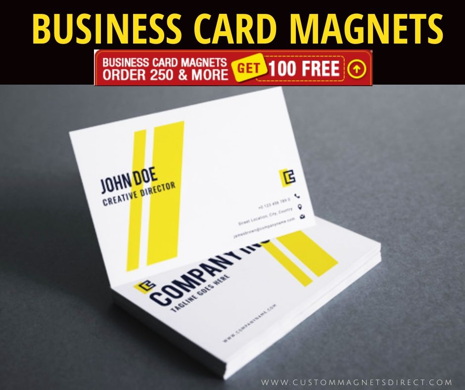 Limited Period Offer Visit Our Site Place Your Orders Businesscard Custommagnets Freeshipping Magnetic Business Cards Business Cards Cards