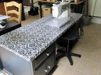 Vinyl Covering For Cutting Table Sew Many Ways