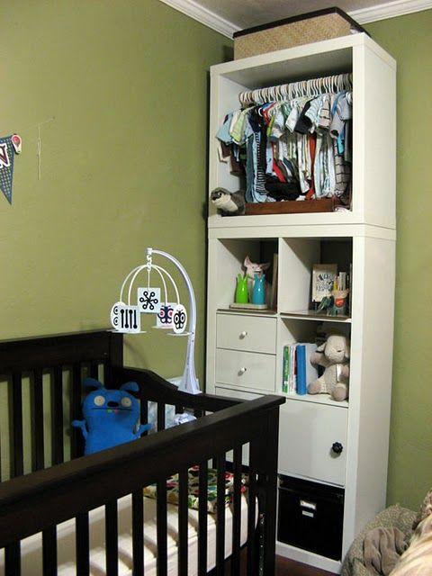 Expedit Baby Closet
