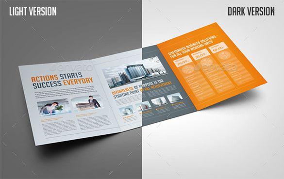 Image Result For Bifold Brochure Mailer Brochure Design Free