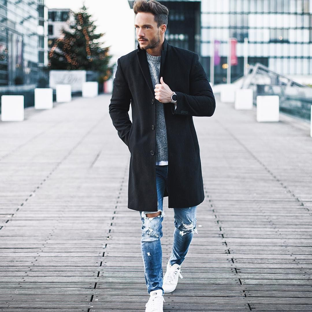 Today 39 S Look Outfit By Aboutyoude Enjoy Your Evening Streets His Wardrobe Pinterest
