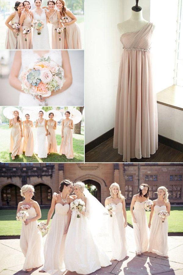 Top 10 Colors for Bridesmaid Dresses | Wedding Inspiration ...