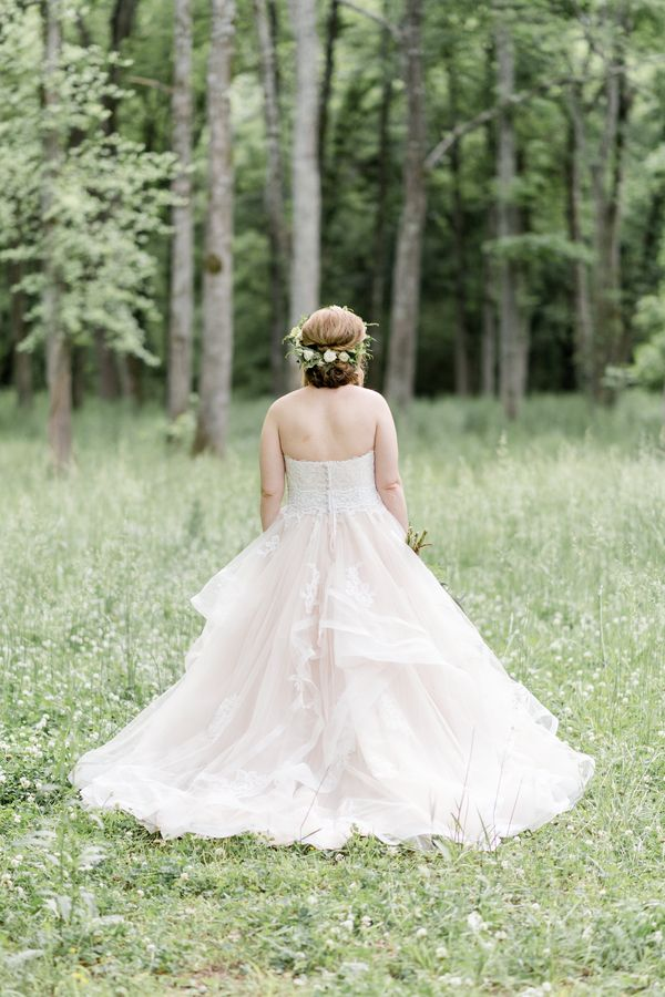 The Back Of This Dress Is Stunning Charlotte Wedding Vendors