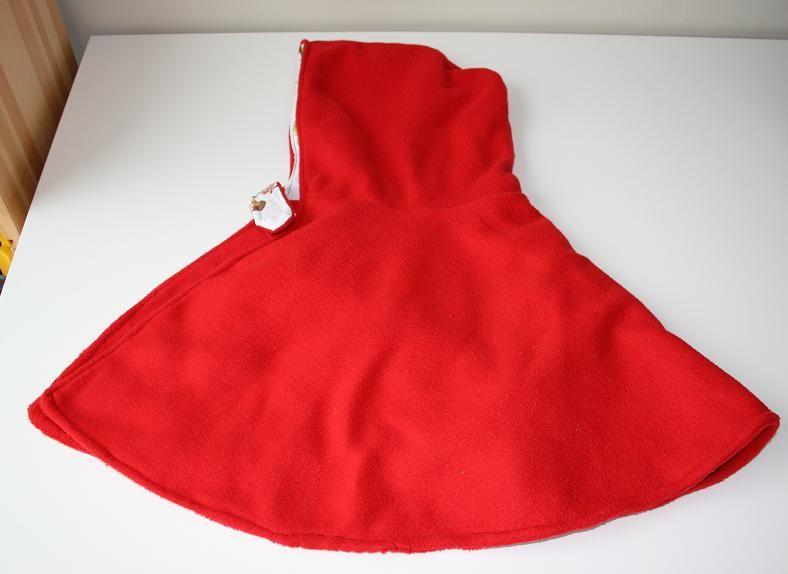 patroon roodkapje cape